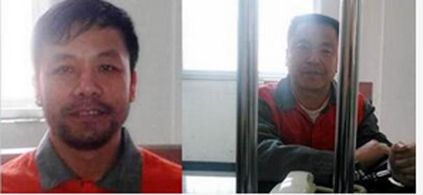 中国维权及新公民运动活动家张宝成资料照片