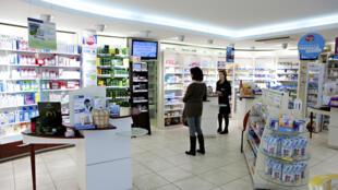 Spedra, medicamento que é concorrente do Viagra, chega às farmácias francesas no dia 7 de abril de 2014.