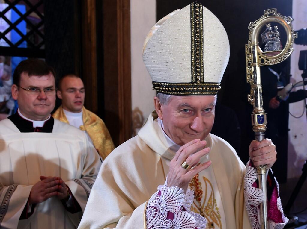Челестино Мильоре, новый апостольский нунций во Франции