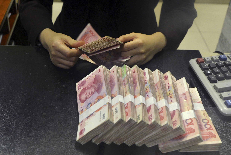 CHINA PIB