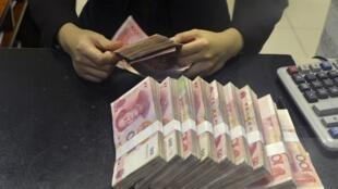 Tăng trưởng kinh tế Trung Quốc sụt giảm ở mức chưa từng có, kể từ năm 1992.