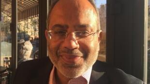 Carlos Lopes, economista guineense. Paris, 05 de Dezembro de 2016.