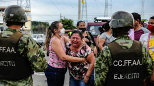 Équateur: au moins 79 morts dans des mutineries simultanées dans trois prisons