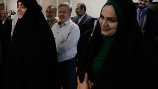 نرگس آبیار، فیلمساز نزدیک به رهبر جمهوری اسلامی