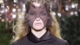 Коллекция Dior, дефиле Высокой моды 2017