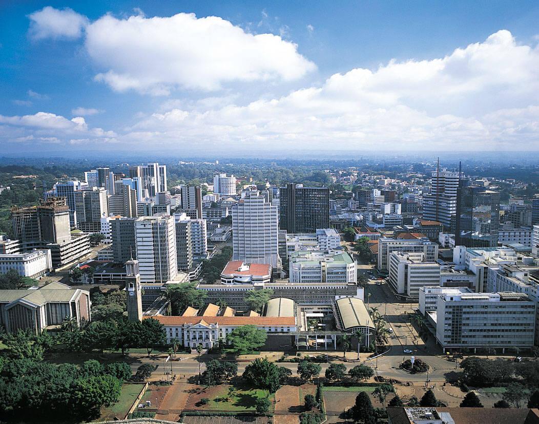 Jiji Kuu ya Kenya Nairobi
