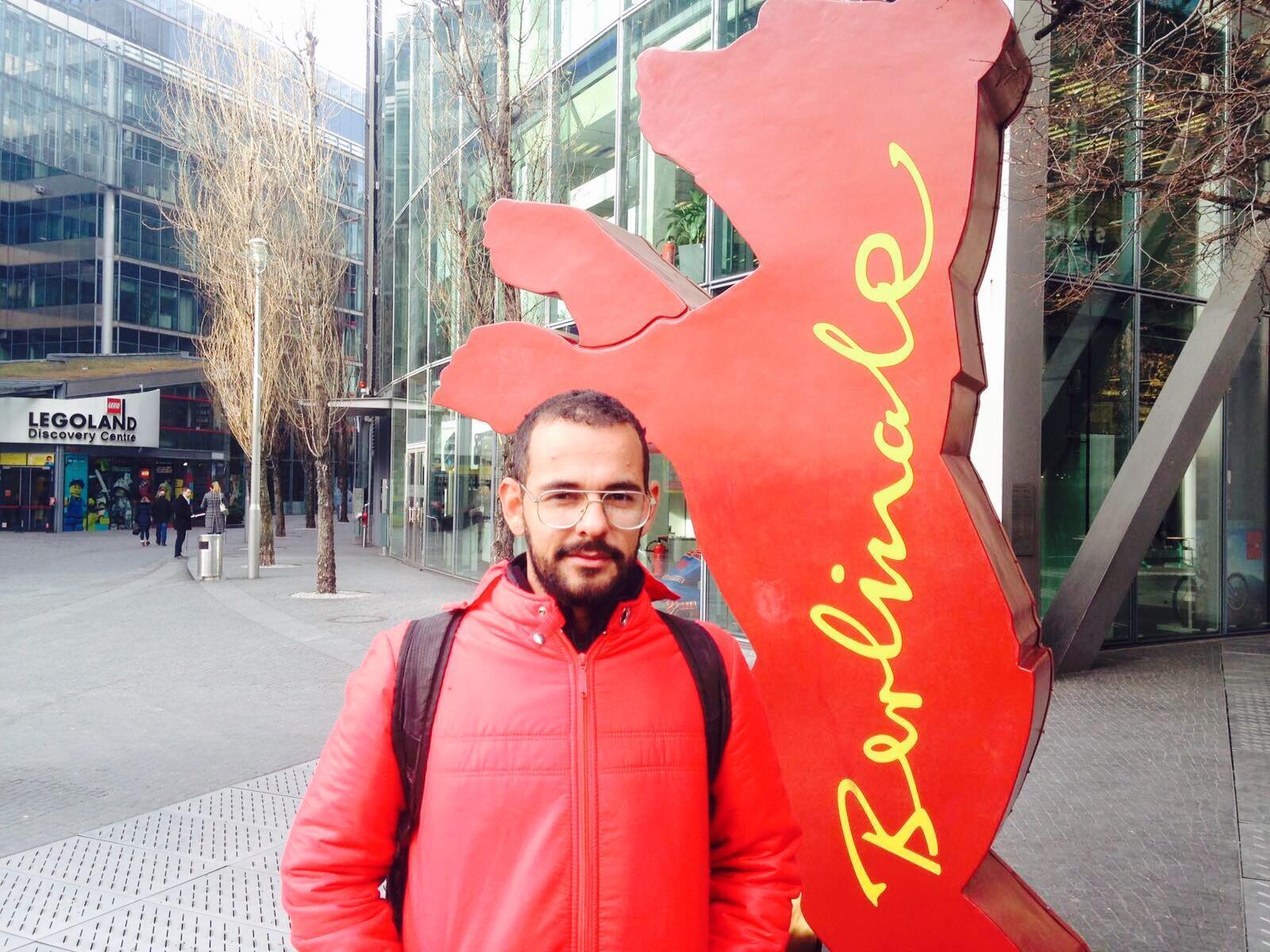 O cineasta Marco Antonio Pereira apresenta seu segundo curta na Berlinale