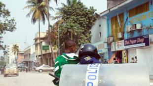 Le rapport de l'ONU publié il y a un mois et s'inquiétant également de violences policières avait déjà provoqué la colère de Kinshasa.