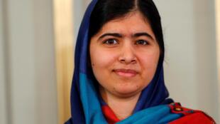 A nobel da paz, Malala Yousafzai, visita o Paquistão pela primeira vez após ataque talibã em 2012 Foto do 9/12/14