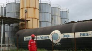 Congo-Brazzaville - Pointe Noire - pétrole
