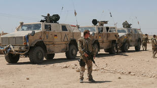 Les derniers soldats allemands ont quitté l'Afghanistan fin juin (illustration).