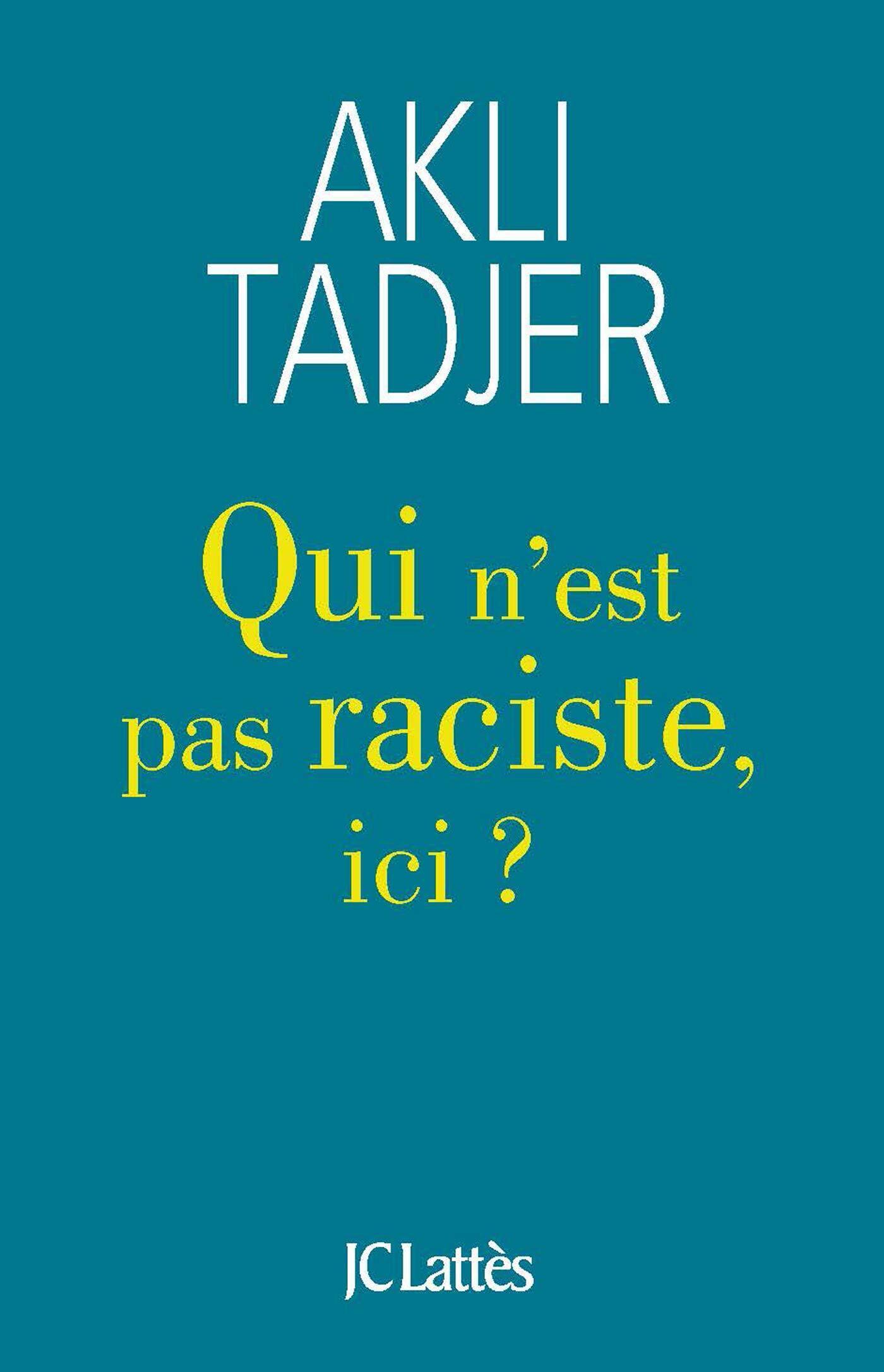 Couverture du nouveau livre de Akli Tadjer