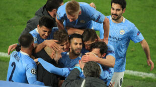 Manchester City have been crowned Premier League champions