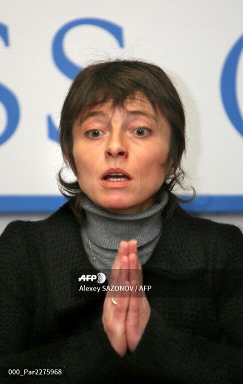 Французский социолог Карин Клеман