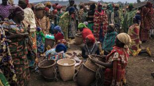 RDC - déplacés - est