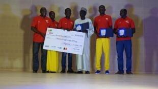 L'application Iyal Protect vient d'être récompensée au Tchad, elle a été élaborée par des jeunes de l'université de Mongo dans le cadre du programme La Voix des Jeunes.
