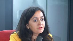 Leïla Chaibi sur RFI, le 17 mai 2019.