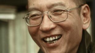 Лауреат Нобелевской премии китайский политзаключенный Лю Сяобо