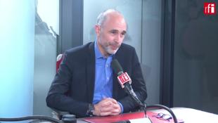 Gilles Boyer sur RFI le 17 avril 2019.
