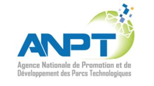 Le logo de l'Agence nationale de promotion et de développement des parcs technologiques.