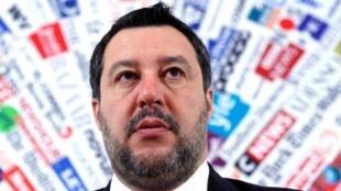Le tribunal de Catane poursuit Matteo Salvini pour « abus de pouvoir et séquestration de personnes ».
