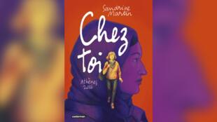 Bande dessinée - «Chez toi», de Sandrine Martin - 9782203152434