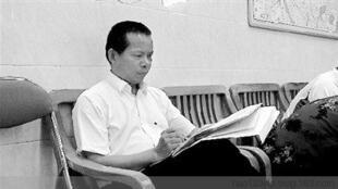 圖為廣東維權律師劉堯