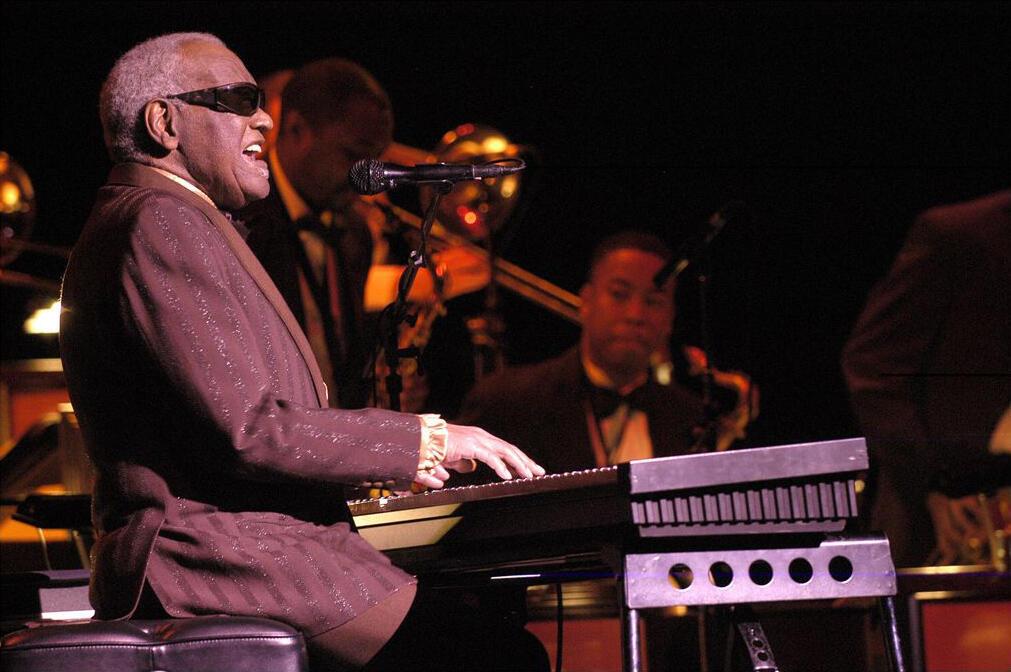 Ray Charles Big Band.