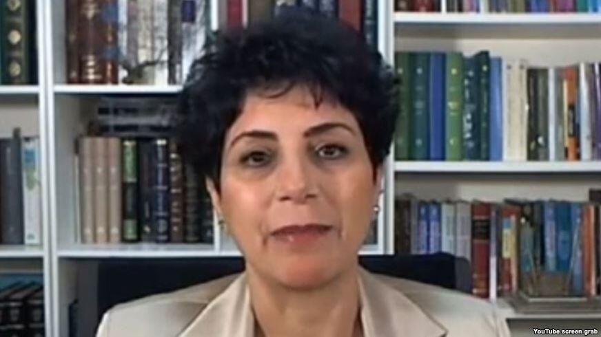 ژاله وفا، کارشناس اقتصاد مقیم آلمان