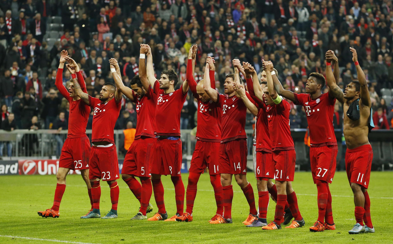 Bayern Munich watinga nusu fainali baada ya kuibandua Benfica katika Jumatano usiku Aprili 13, 2016..