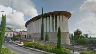 Grasse courthouse