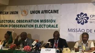 As missões de observação internacional fizeram balanço positivo do escrutínio.