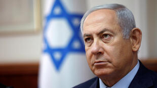 Benjamin Netanyahu, Primeiro-ministro israelita.