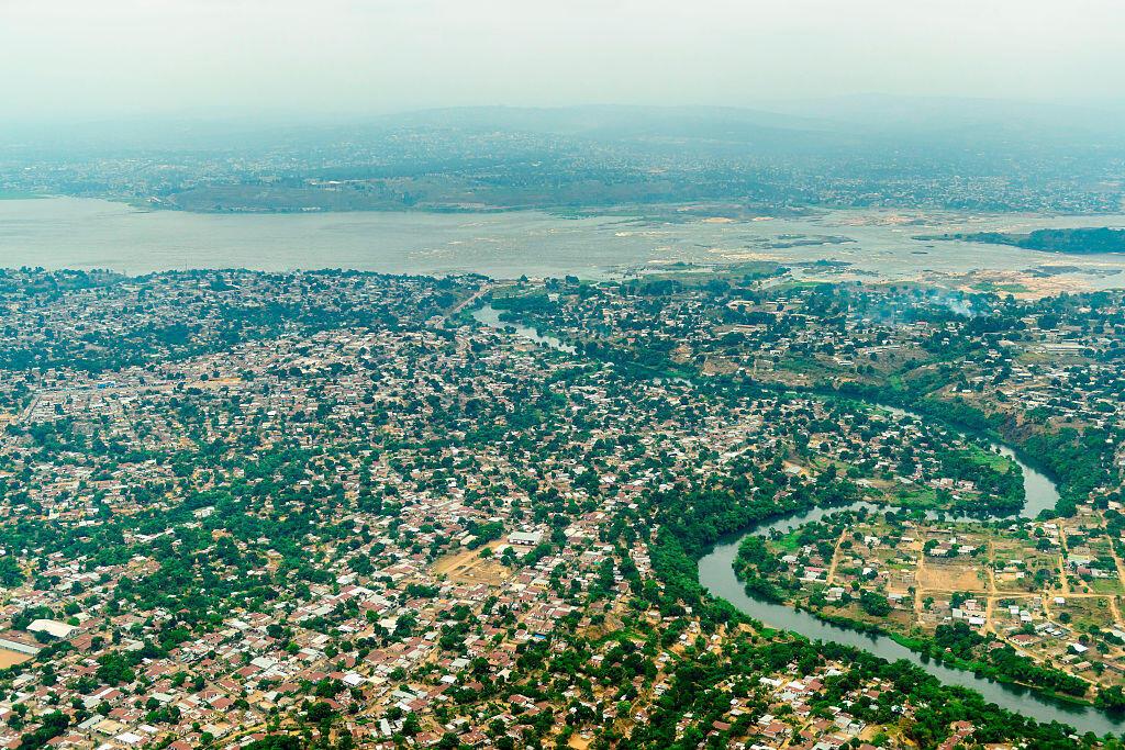 Kindamba se trouve à une centaine de kilomètre de Brazzaville, la capitale où le port du masque est obligatoire (image d'illustration).