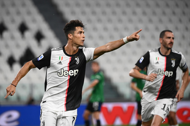 Cristiano Ronaldo, avançado português da Juventus.
