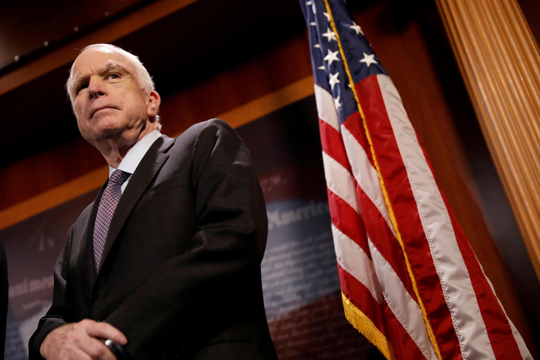 Seneta wa Chama cha Republican nchini Marekani, John McCain enzi za uhai wake