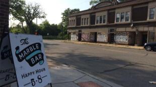 Detroit, Marble Bar Hip Hop.