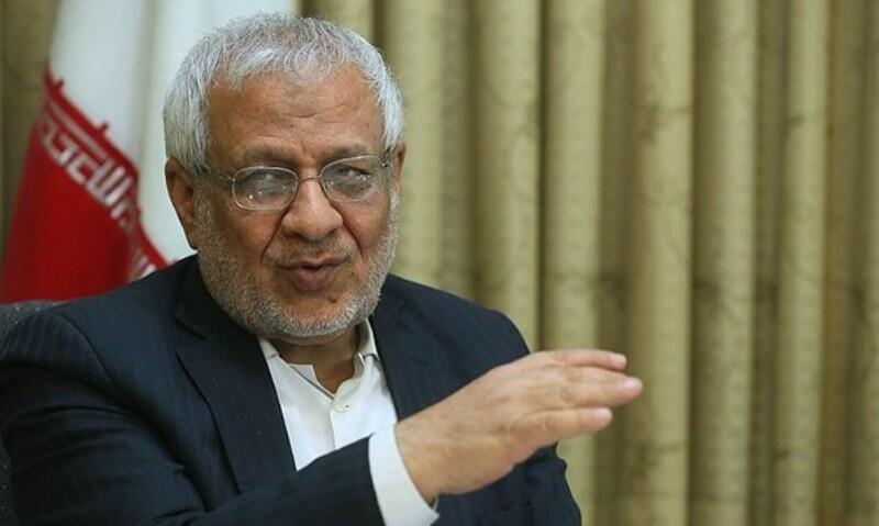 اسدالله بادامچیان دبیرکل حزب مؤتلفه اسلامی.
