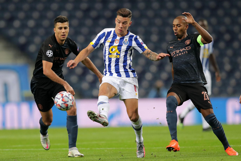 FC Porto - Manchester City - Matheus Uribe - Futebol - UEFA - Portugal - Football - Liga dos Campeões - UEFA - Champions League - Desporto