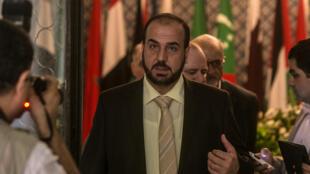نصر الحریری ریاست هیات مخالفان سوری در ژنو را بر عهده دارد