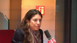 Axelle Tessandier, déléguée nationale du mouvement LREM