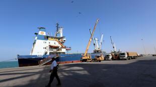 Hodeïda est une ville stratégique, car son port est le point d'entrée des trois quarts de l'aide humanitaire internationale qui arrivent au Yémen.