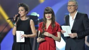 Victoires 2013 за лучшую песню года получила экспериментатор Камий (Camille).