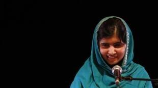 A paquistanesa Malala Yousafzai indicada para o prêmio nobel da paz.
