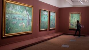 Выставка «Les Nabis et le décor» открыта до 30 июня 2019 г.