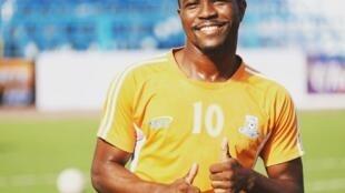 Mchezaji Enock Atta Agyei amesajiliwa na Horoya ya Guinea baada ya kuachwa na Azam FC