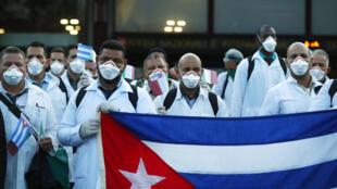 Medicos Cuba AP20082656373543