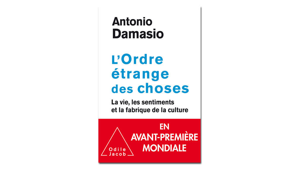 «L'Ordre étrange des choses», d'Antonio Damasio.