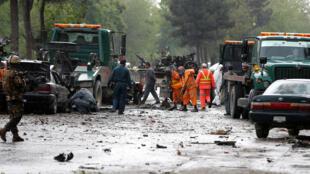 Grupo do EI reivindica atentado no Afeganistão