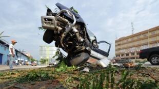 Malgré un faible nombre de véhicule en circulation, l'Afrique est l'un des continents du monde où les routes sont les plus meurtrières pour les automobilistes.